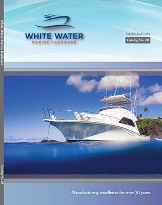 White Water Marine Hardware Catalog 28 2014