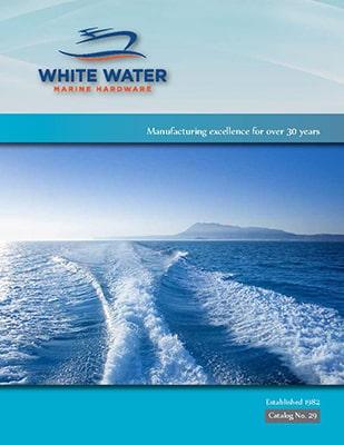 White Water Marine Hardware Catalog 29 2015